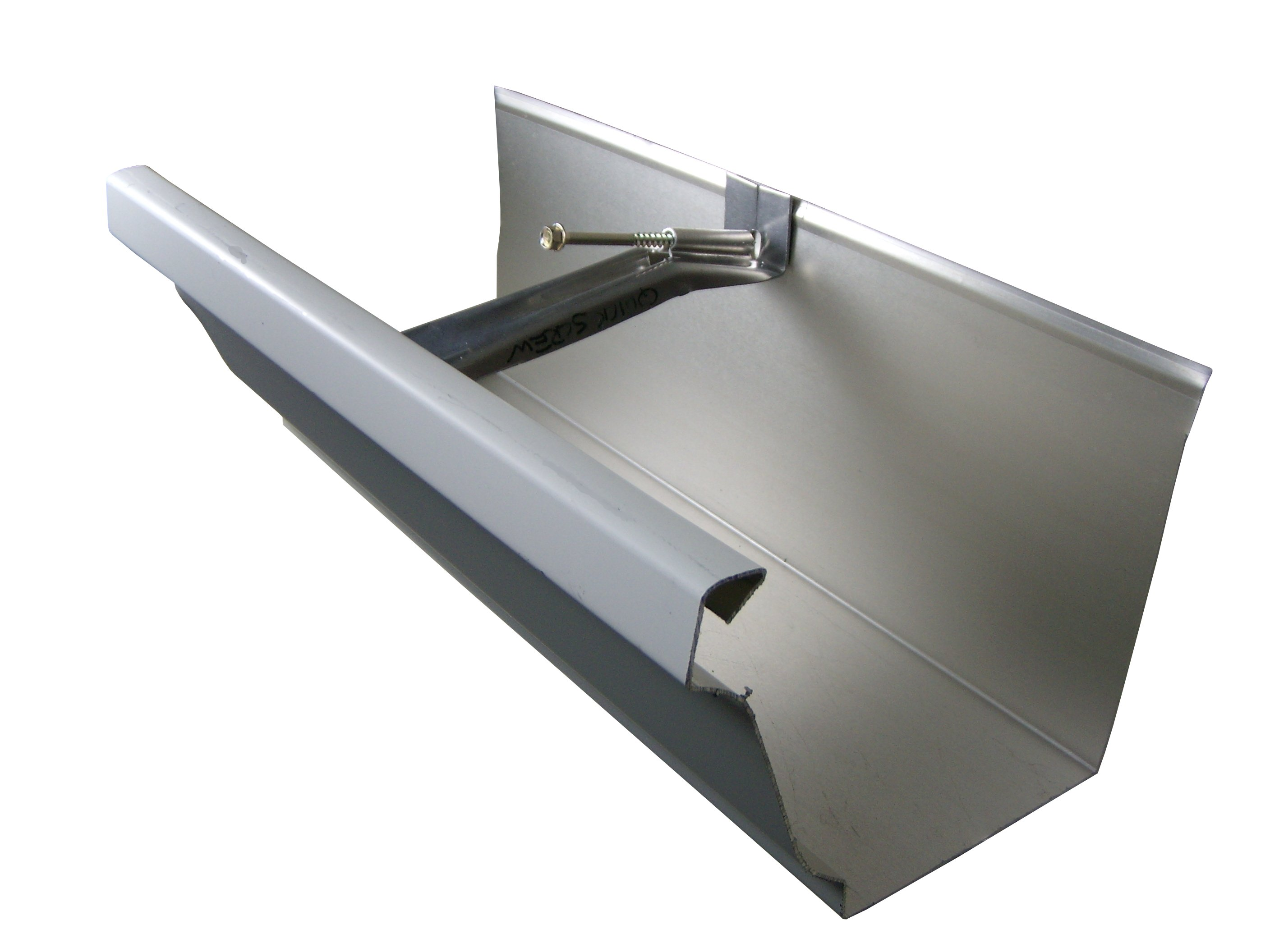 5 Amp 6 Inch Gutters